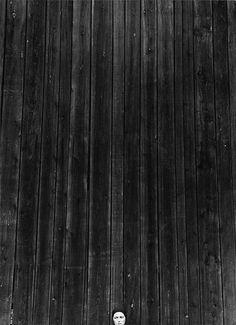 """Zdzisław Beksiński """"Depression"""" 1956"""