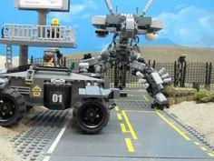 Lego Mecha Base