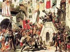 December 1,1640: Portuguese Restoration War  Portugal's Revolution of 1640 ended the 60 year rule of Portugal by Spain. Peace was restored in 1668 with the help of English mediation, by the Treaty of Lisbon, ending the Iberian Union. The House of Braganza was established as Portugal's new ruling dynasty, replacing the Spanish House of Habsburg.