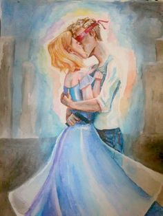 Cress and Thorne by DancingInTheRain248.deviantart.com on @DeviantArt