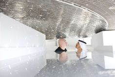 The Louvre, Abu Dhabi—Jean Nouvel's Dome In The Desert Transcends The Cultural Divide - Architizer