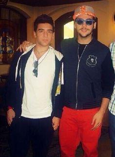 Piero and  Ignazio ⭐️IL VOLO⭐️ beautiful friendship  @Andescalanza