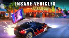 Gangstar Vegas APK Mod v2.0.0j +Data (Unlimited money& Antiban) - Free 4 Phones | Mod APK for Android | F4P