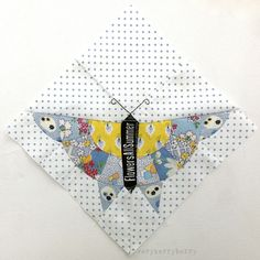 Ringo Pie Butterfly by Verykerryberry blog