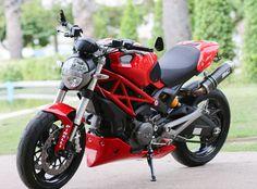 Ducati Monster Puntale