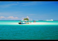 Belitung Island, beautiful places to visit in Indonesia.