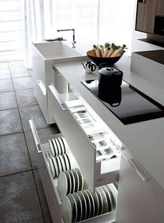 Awesome kitchen storage ideas