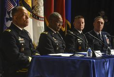 Commanding general of D.C. National Guard to be removed from post--during inauguration. He is a Bush appointee. This is a highly unusual move.