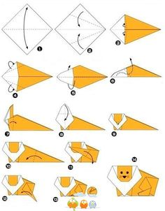 1000 Images About Origami On Pinterest Cranes And