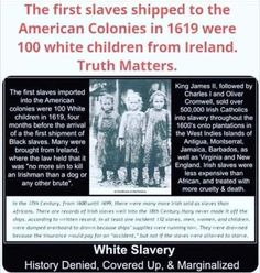 Post with 1652 votes and 6092 views. Tagged with The More You Know, , , ; We are all slaves Irish Catholic, Catholic Kids, Great Quotes, Inspirational Quotes, Truth Hurts, Interesting History, Pro Life, History Facts, Thought Provoking