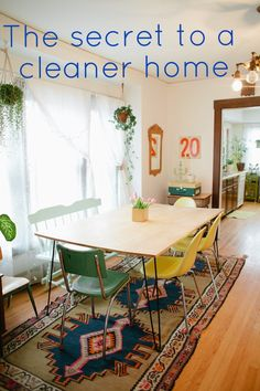"""""""Tidy Time"""" vs. Tidy All The Time: A Key Concept To A Cleaner Home"""
