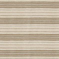 Mckenzie Stripe Natural Fabric By The Yard