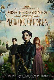 O Lar das Crianças Peculiares Poster
