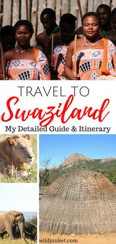 travel to swaziland - swaziland guide and itinerary Best Family Vacations, Family Travel, Africa Travel, Travel With Kids, Vacation Trips, Adventure Travel, Travel Inspiration, Safari, African