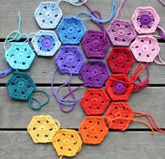 rettgrayson's tiny hexagons