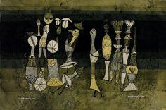 Paul Klee: Der Blaue Reiter y La Bauhaus