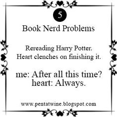 Pentatwine: Book Nerd Problems #5