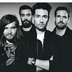 Bastille. These guys. I really do love them and their music.