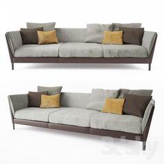 Coastal Furniture, Sofa Furniture, Modern Furniture, Sofa Design, Pillow Design, Sofa Chair, Armchair, Danish Sofa, Colonial