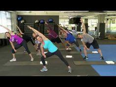 ▶ Beachbody Live! Workout with Debbie Siebers 5/29/13 - YouTube