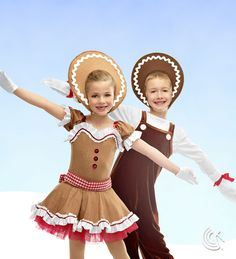 Curtain Call Costumes® - Gingerbread Lane