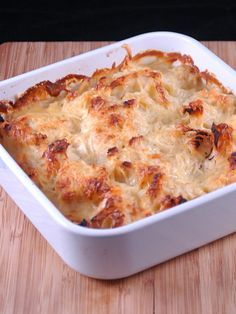 muscade, poivre, crème, chou-fleur, farine, bouillon de volaille, beurre, eau, sel, fromage râpé