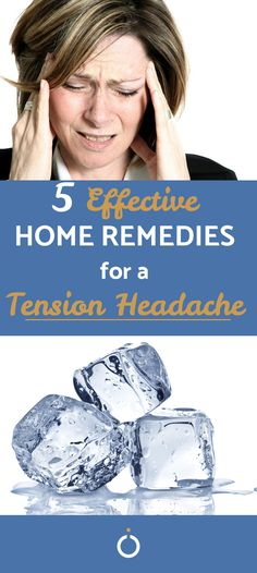 Home Remedies for Tension Headache Relief. Tension headache or tension-type headache is a sort of headache that is characterized by surrounding the top of the head; Tension Headache Relief, Natural Headache Relief, Home Remedy For Headache, Natural Headache Remedies, Getting Rid Of Headaches, Natural Remedies For Allergies, Healthy Lifestyle Tips, Human Anatomy, Beauty Hacks
