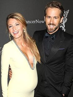 Ryan Reynolds and Blake Lively Welcome aDaughter http://celebritybabies.people.com/2015/01/07/ryan-reynolds-blake-lively-welcome-daughter/