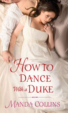 Manda Collins - How To Dance With A Duke - Jan 31, 2012
