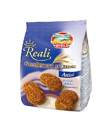 Biscuits Divella Reali with cereals