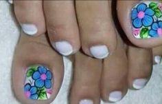 Nails, Templates, Beautiful Nail Designs, Toe Nail Art, Finger Nails, Ongles, Nail, Nail Manicure