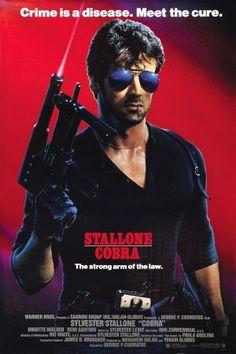 Cobra movie poster