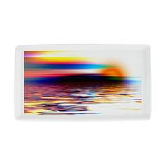 Abstract Horizon Cocktail Platter