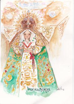 Las 1595 Mejores Imagenes De Virgenes En 2019 Virgen Maria