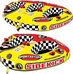 SportsStuff SideKick Boat 2 & 3 Person Tubes - iboats