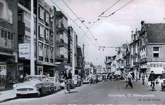 Oude Ebbingestraat Groningen (jaartal: 1960 tot 1970) - Foto's SERC