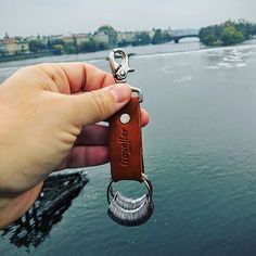 So many travel memories in each one of those Rings. Always nice kicking back with your Clip and thinking about all the amazing times and places! @kekrause with an #ontheroadwithTC in Prague.