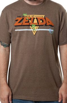 The Legend Of Zelda Shirt