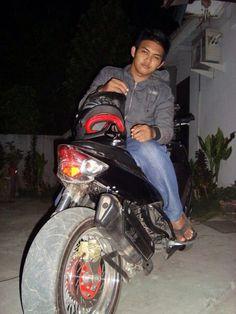 Soo long my badass  #110->200 CC tuning #matic motorcycle #yamaha