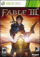 Fable III!  Love kickin' ass! Have a dog, some property. Next time I may be evil???
