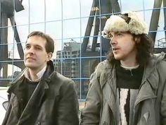 """The Timelords Bill Drummond und Jimmy Cauty im TV-Interview zu """"Doctorin the Tardis"""""""