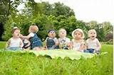 Image detail for -Group Of Babies Outdoors. Royalty Free Stock Photo, Pictures, Images ...