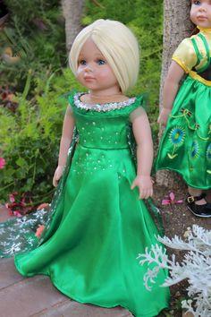 18 inch dolls and 18 inch doll clothes. Visit www.harmonyclubdolls.com