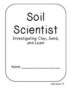 Digging for Knowledge: Soil Exploration Worksheet