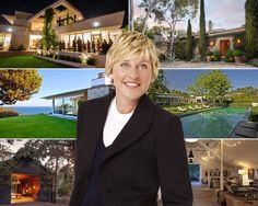 Charting Ellen's Big-Time, Big-Money Real Estate Adventures ------------------------------------------ With all the rapid-fire buys, lists, flips, scrambles, and Beverly Hills takeovers, it's been hard to keep it all straight, so without further ado: below find a comprehensive timeline charting Degeneres' wheelings and dealings from 2005 on.