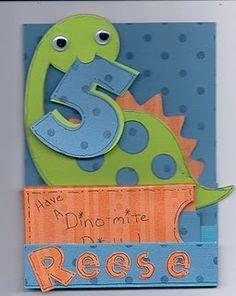 Birthday Card For 2 Year Old Boy