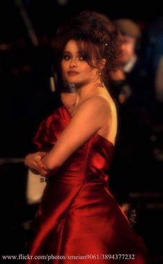 Helena Bonham Carter at Sweenie Todd premiere