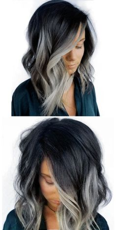 Balayage Hair, Ombre Hair, Medium Hair Styles, Curly Hair Styles, Hair Color And Cut, Hair Affair, Up Girl, Great Hair, Hair Dos