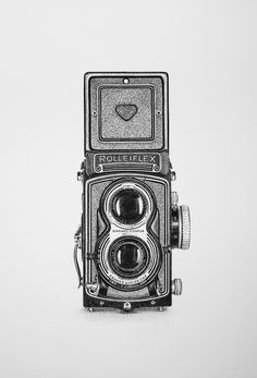 Legendary Camera Series - Rolleiflex T on Behance
