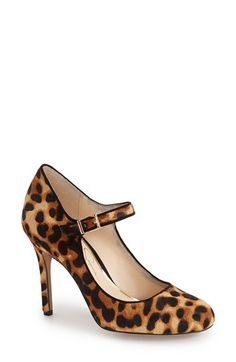 65387caad54e3 Jessica Simpson  Raelyn  Mary Jane Pump (Women) available at  Nordstrom  Chaussure